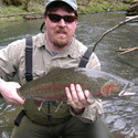 double-stripe buck steelhead