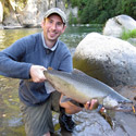sandy river chinook salmon